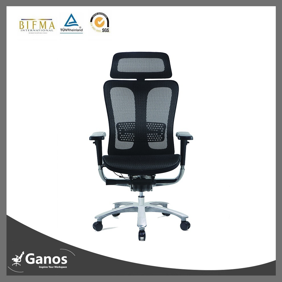 China Ganos Seating Leather Seat Boss Office Chair Chairs