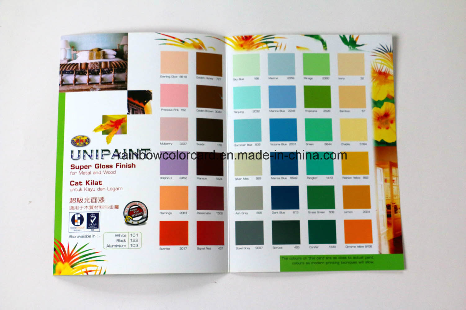 China Decorative Wall Paint System
