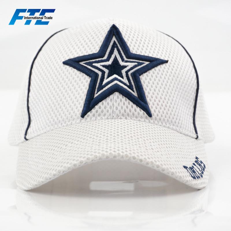 2ff217040178b China Custom Nylon Breathable Full Mesh Baseball Cap with Embroidery ...