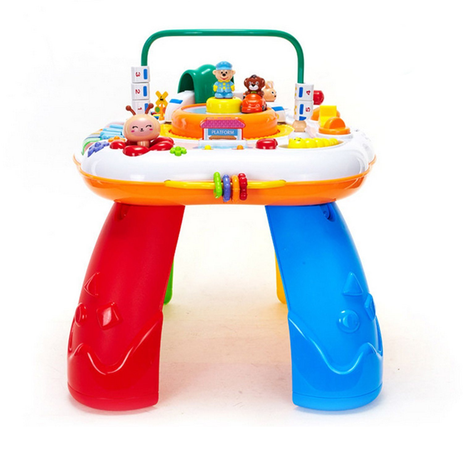 High Quality Intelligent Educational Table Learning Toy (H3691074)