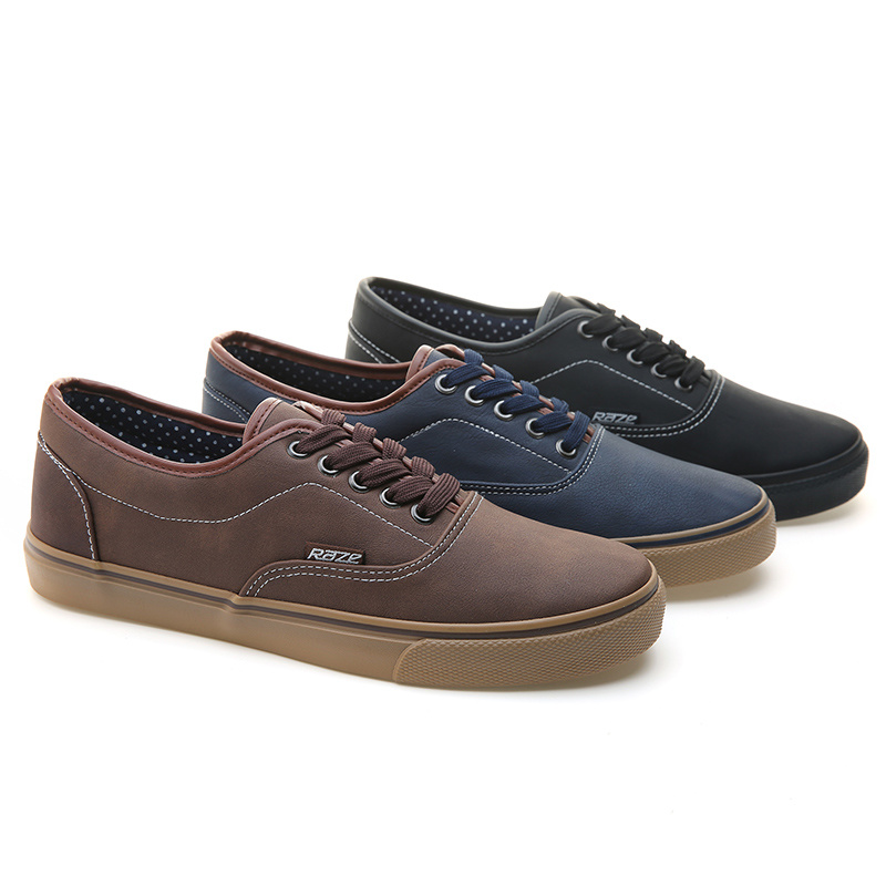 China Arrival Canvas Casual Vulcanized