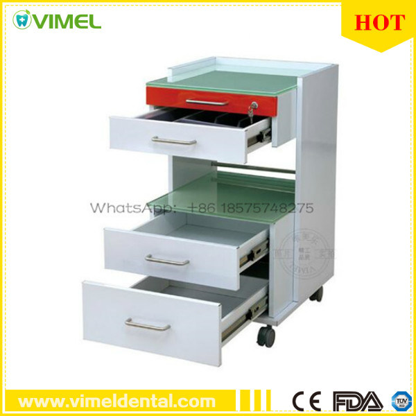 Medical Furniture Combination Cabinet Metal Dental Cabinet for Dental Clinic pictures & photos