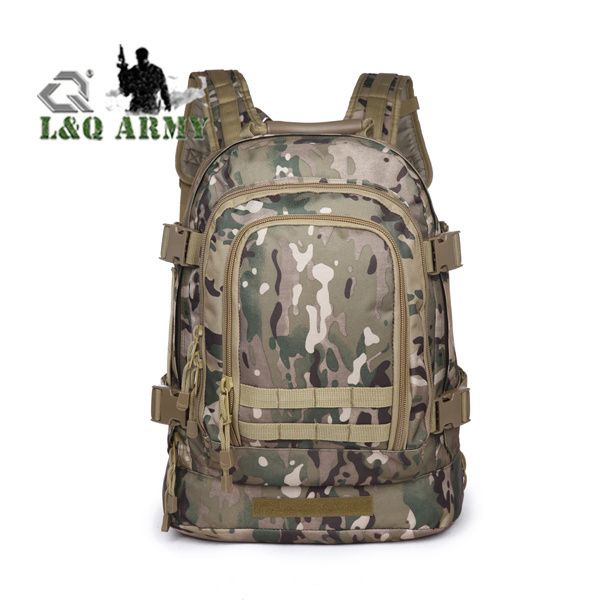 203ea8adcd37 China Tactical 3-Day Expandable Backpack with Waist Pack Hiking Camping - China  Military Backpack