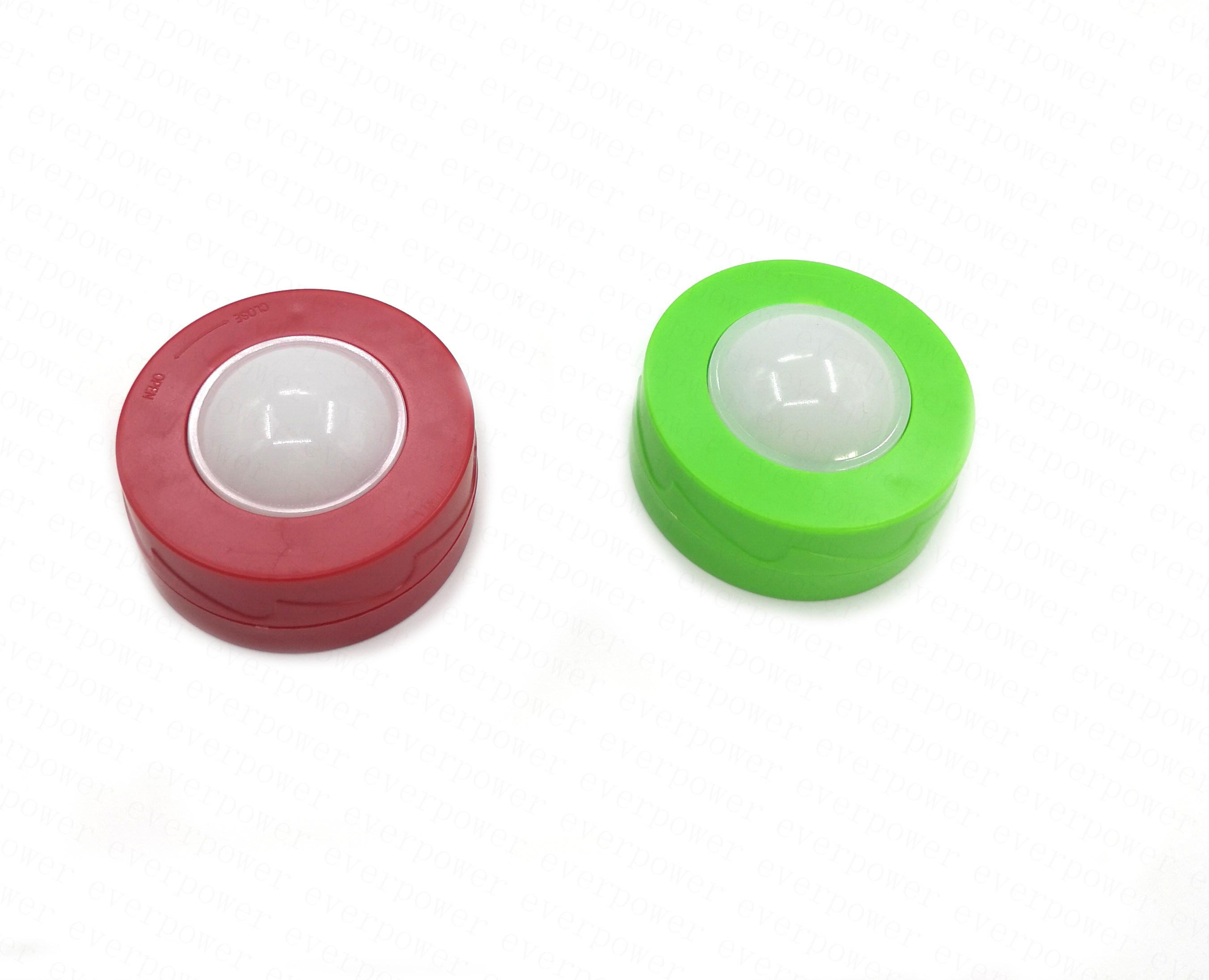 China Mini Battery Powered Push Led Touch Night Lamp