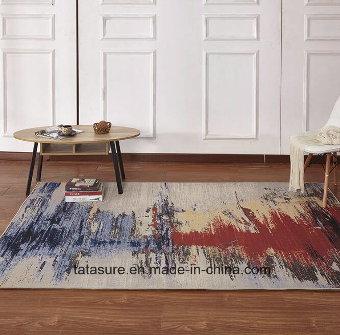 China Polyester Pattern Print Carpet Rugs For Living Room For Home Inspiration Living Room Carpets Rugs Painting