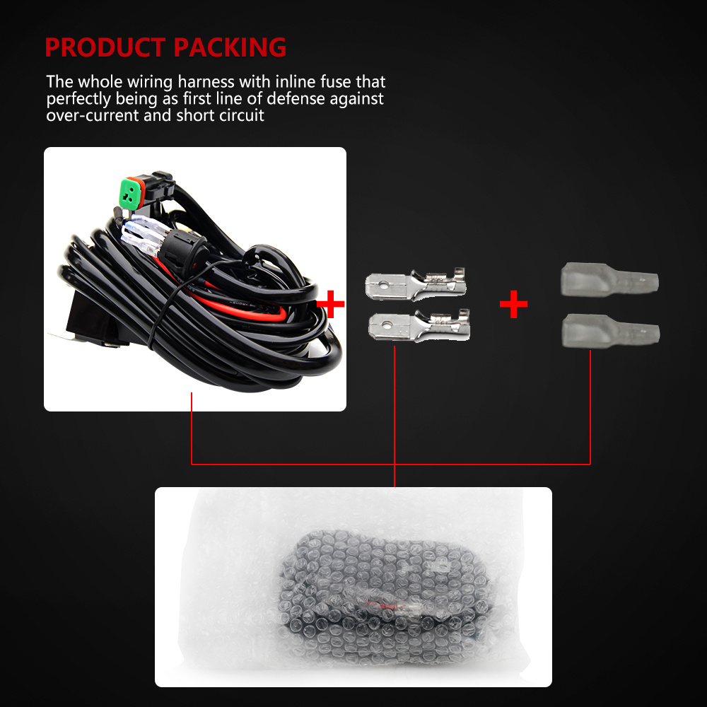 Pleasing China Auto Parts One Control One Switch Dt Cable Wire Harness Photos Wiring 101 Relewellnesstrialsorg