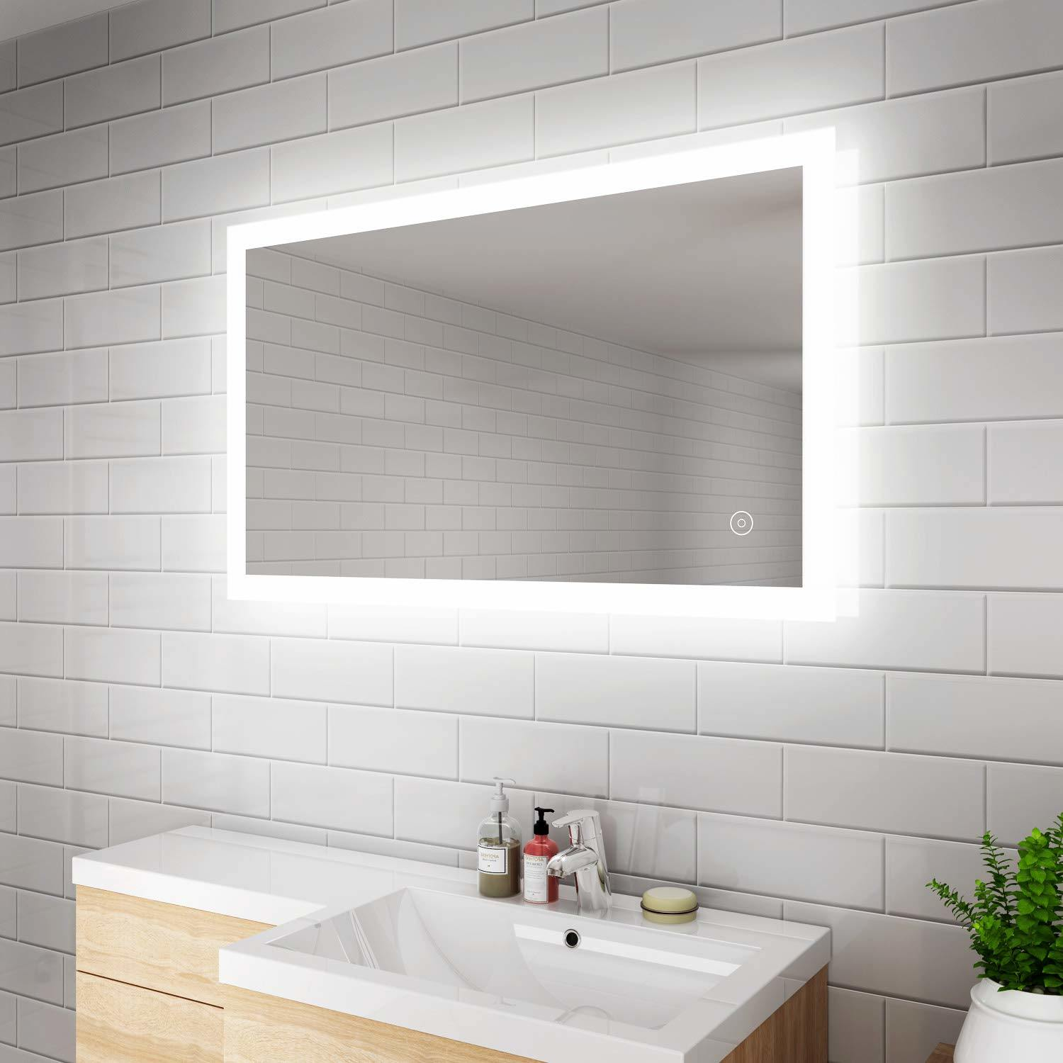 Sally Luxury Wall Mounted Bathroom Led
