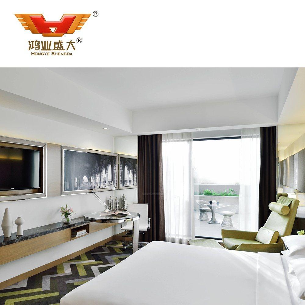 China Customized Design Hotel Fancy Bedroom Furniture Luxury Bed Modern China Luxury Bed Modern Furniture Bedroom