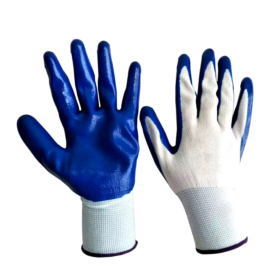top fashion lower price with low cost [Hot Item] Electrical PU Coated Safety Gloves Work Gloves in Guangzhou