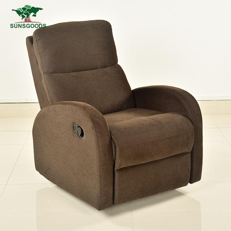 [Hot Item] B209 Luxury Relax Furniture Lazy Boy Lift Manual Recliner Swivel Rocker Chair