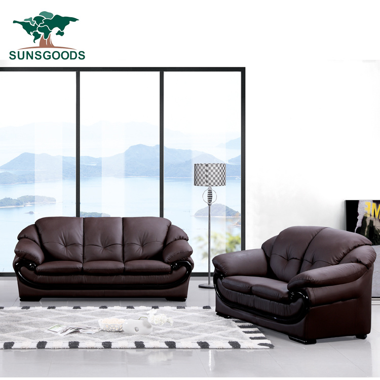 Best Price Dark Brown Colour Sofa Set