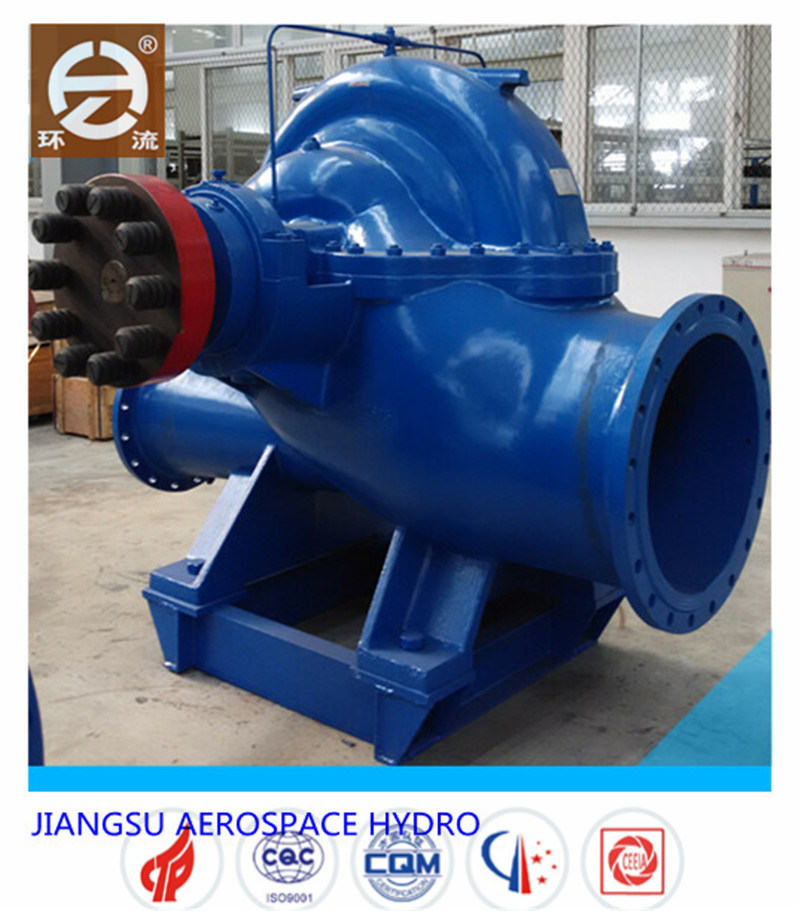 Hts800-30/Single-Stage Double Suction Centrifugal Water Pump with Motor Electric