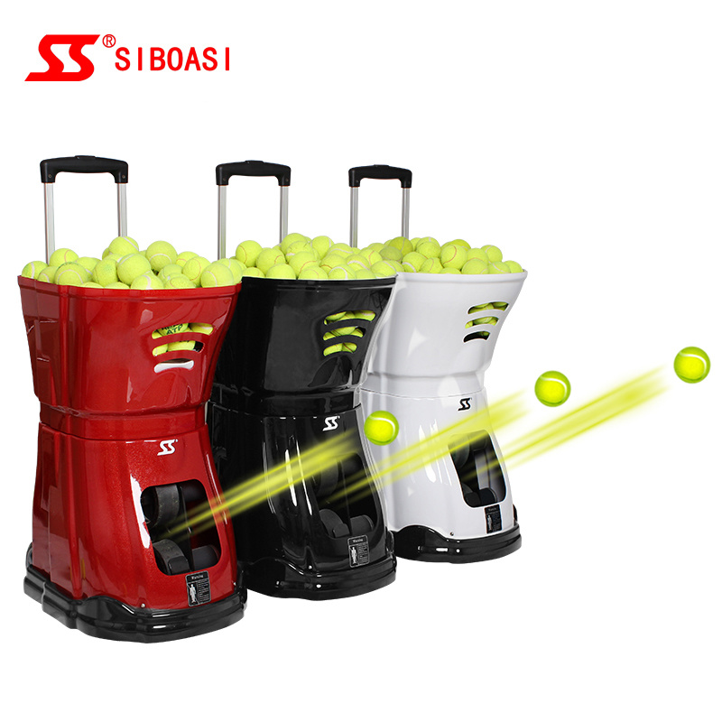 China Automatic Tennis Ball Training Launching Machine For Sale In Low Price S3015 China Tennis Ball Machine And Tennis Training Machine Price