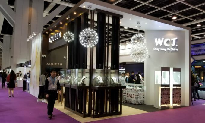 China 2018 Custom Trade Show Exhibition Booth Design And Build