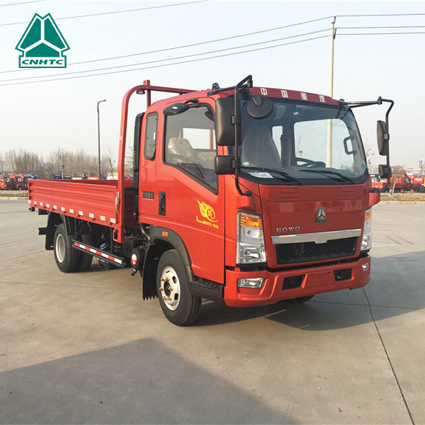 HOWO 6t Light Duty Cargo Truck pictures & photos