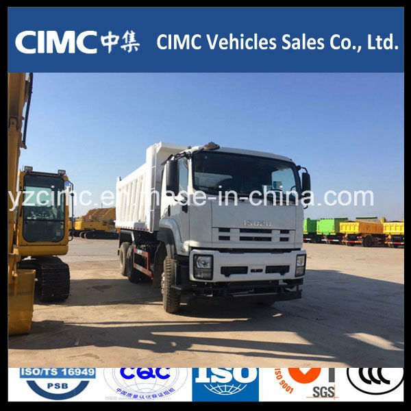 New Isuzu 10wheeler 400HP Heavy Dump Truck with 25 Ton pictures & photos