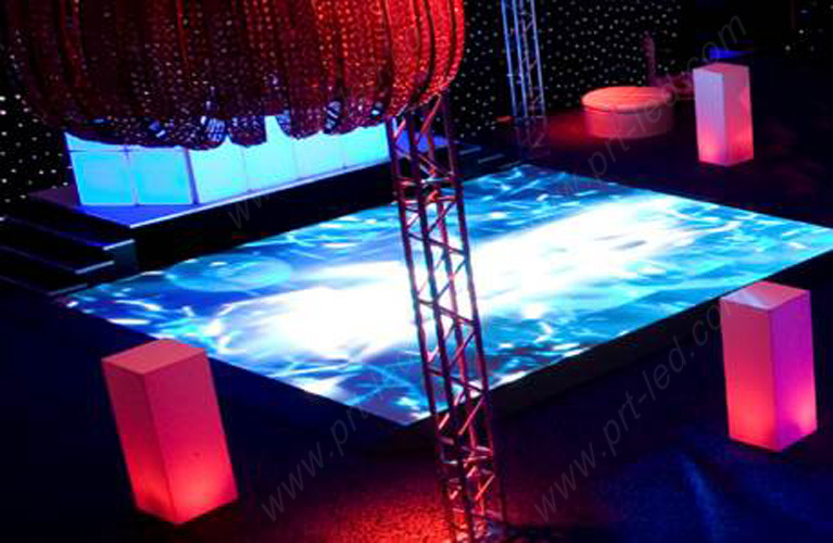 P 6.25 Full Color LED Dance Floor for Indoor Outdoor Stage/Event/Party pictures & photos