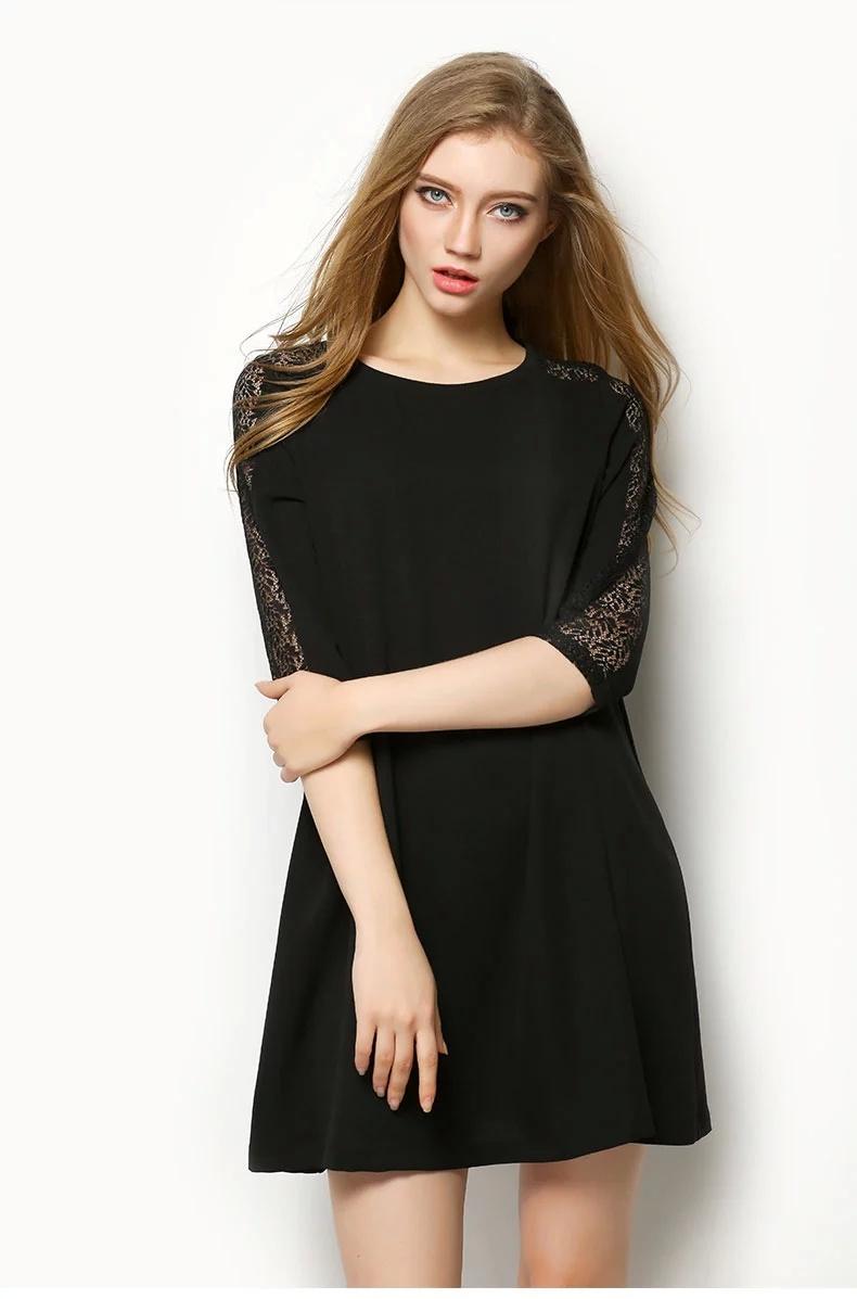 China High Quality Fashion Design Ladies Summer Dress Oem
