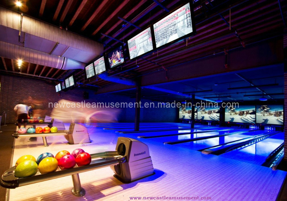 2017 Brunswick New Popular Bowling Equipment for Amusement Park
