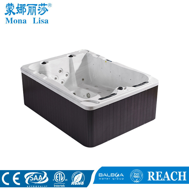 China Double Person Capacity Romantic Outdoor SPA Hot Tub (M-3371A ...