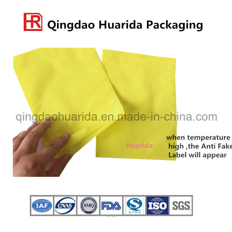 Garment Packaging Pouch with Zipper Lock pictures & photos
