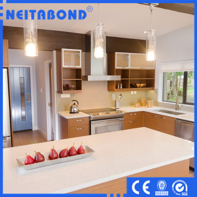 China Housing And Kitchen Cabinets Aluminum Composite