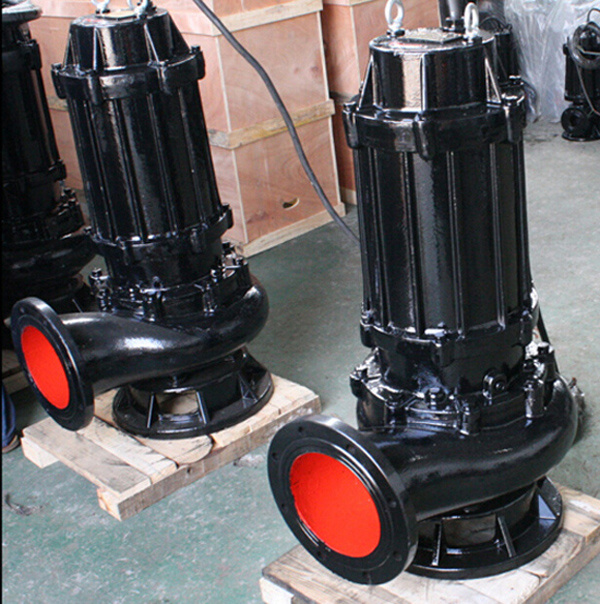 CE Approved Cast Iron Sewage Submersible Pump Manufacturer Experts (WQ200-22-22)