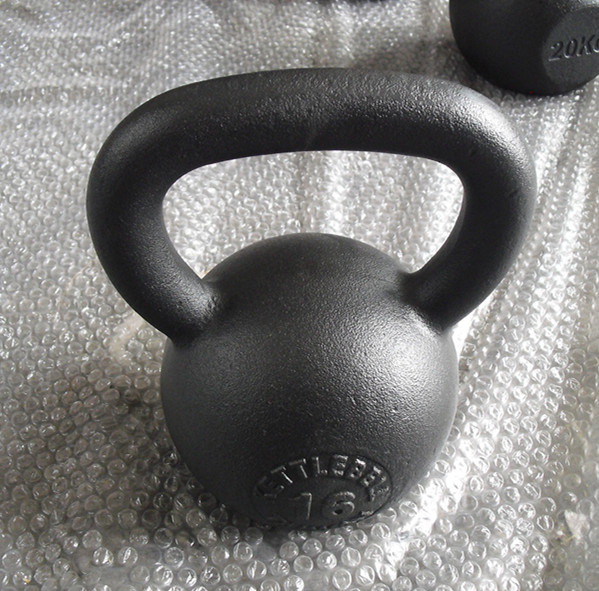 Precision Cast Iron Kettlebell