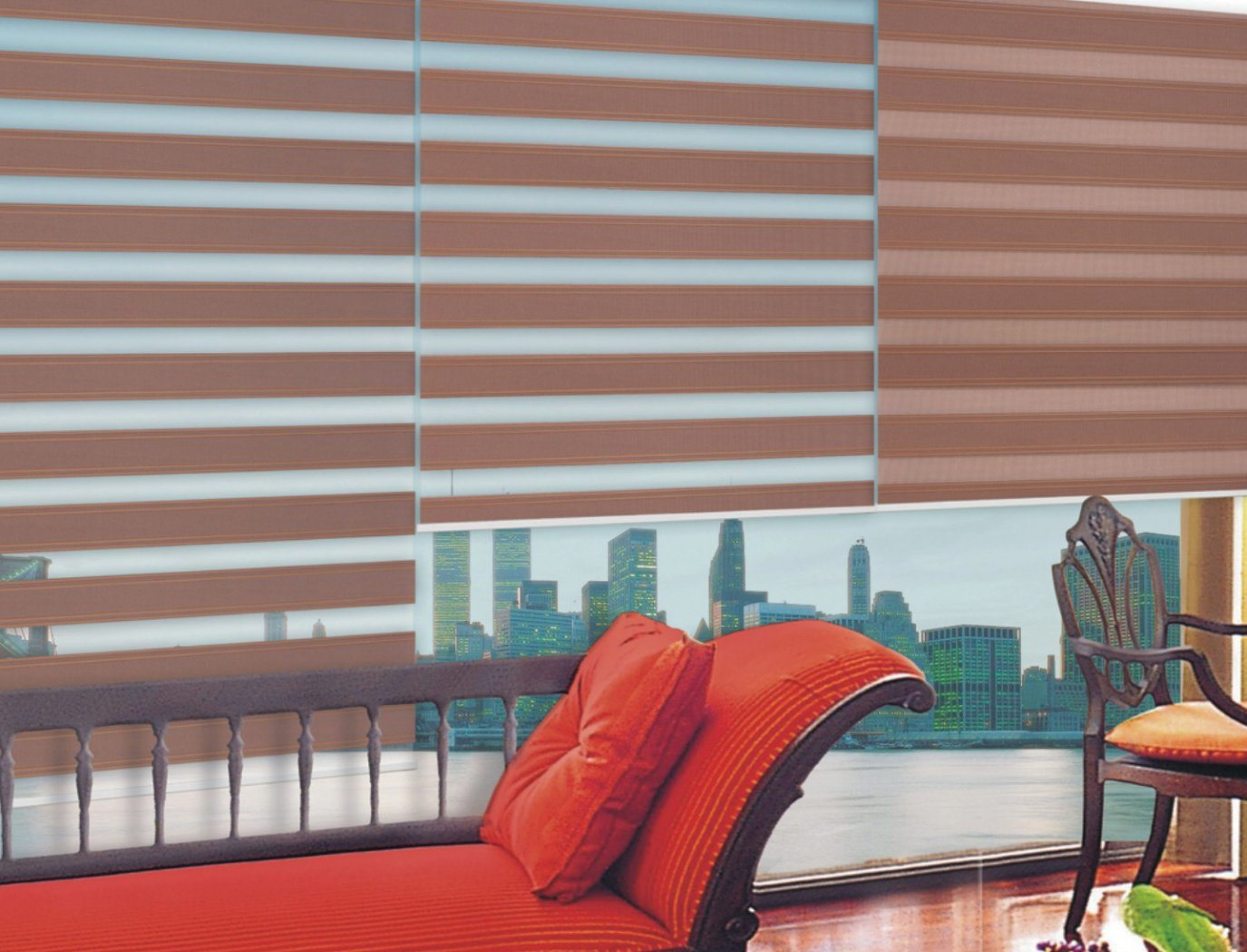 blind decoration made treatments decor with tell metro us roller window size blinds striped custom zebra shades