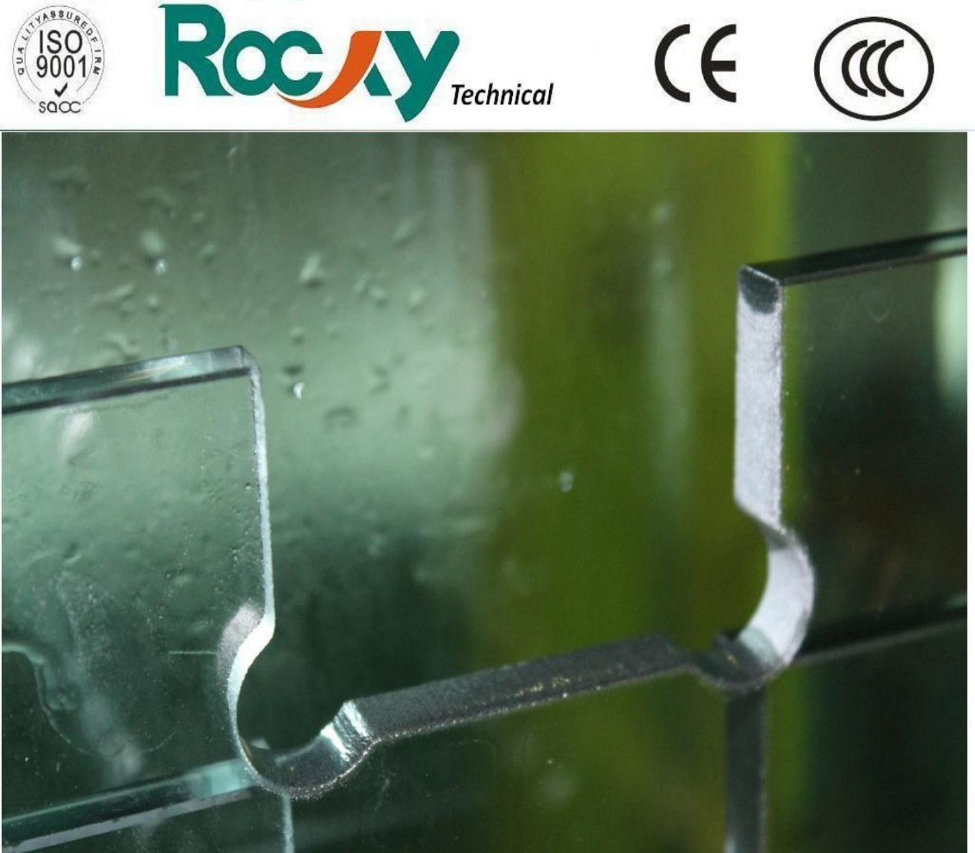 6mm/8mm/10mm/12mm Tempered Clear/Tinted/Acid/Painte Bathroom Glass