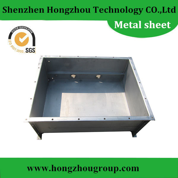 Custom Aluminum Sheet Metal Enclosure with Good Quality pictures & photos