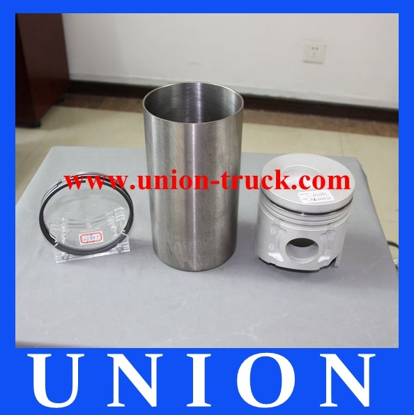 Hot Item Isuzu Diesel Engine Parts 4JB1 4BC2 4HE1T 4HK1 6BG1 6BD1 6HH1 Cylinder Liner Kit