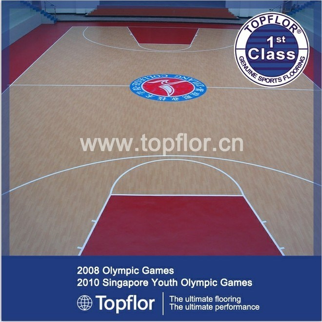 China Indoor Used Basketball Court Pvc Flooring Prices For Sale China Pvc Flooring Covering And Basketball Flooring Price