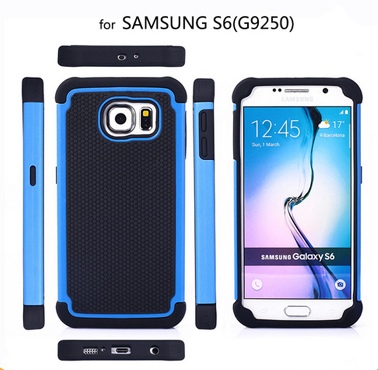 cheap for discount 715d0 56fe5 [Hot Item] Cool Cell Covers for Samsung Galaxy S6 Armor Phone Case
