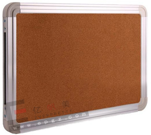High Grade Cork Soft Pin Board for School