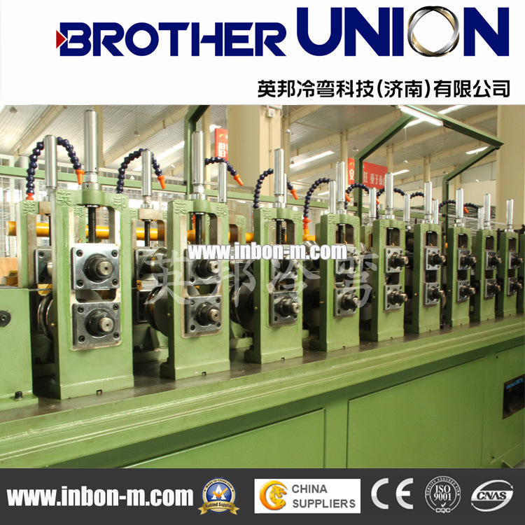 Water Heater Support Frame Roll Forming Equipment Machine