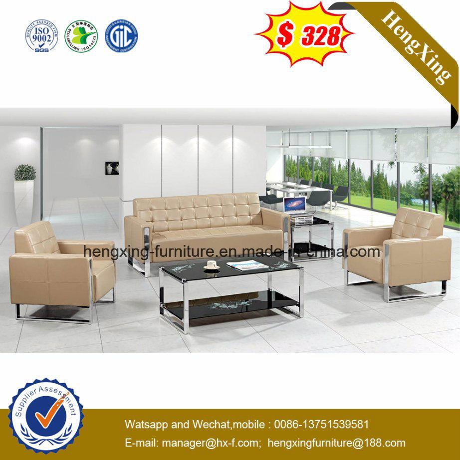 China Genuine Leather Office Sofa Furniture Leisure Hx Cs082 Living Room