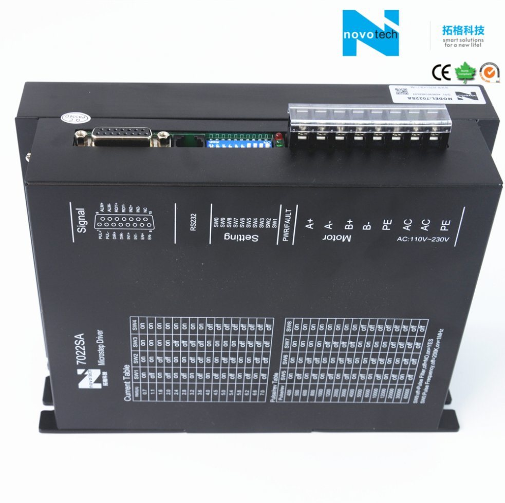 China Dc Low Voltage High Current Stepping Motor Driver Drivers