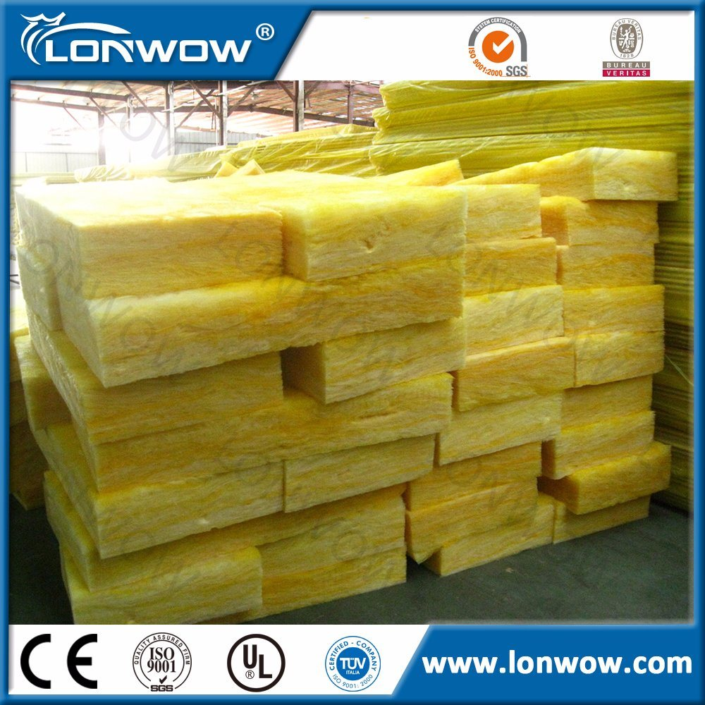 High Quality Soundproof Glass Wool with Aluminium Foil with CE pictures & photos