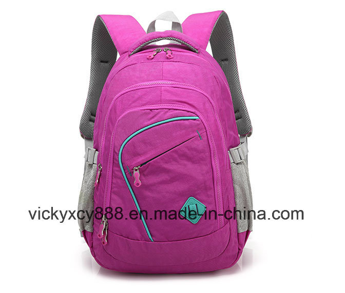 Fashion Leisure Double Shoulder Shopping Computer Travel School Bag (CY3656)