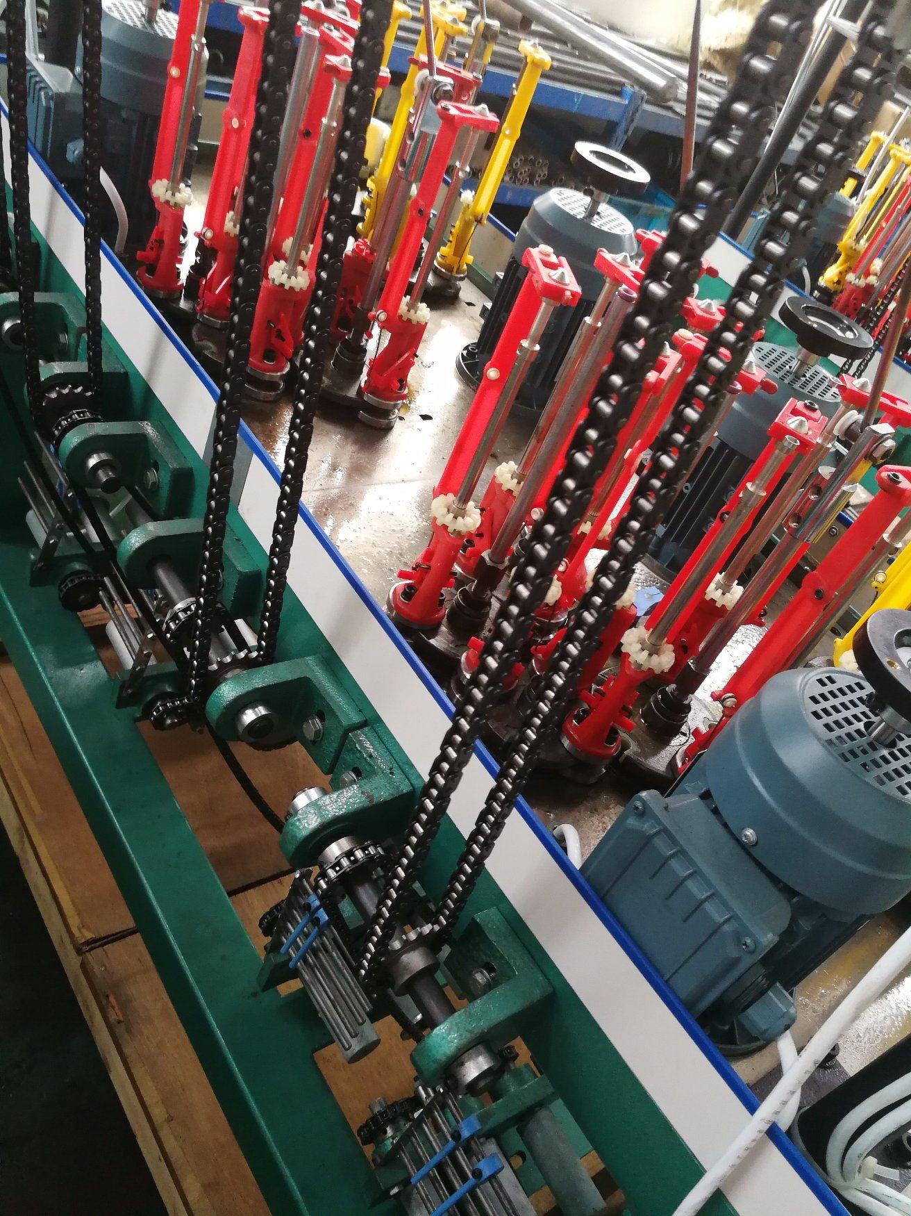 China High Speed String Knitting Machinery Weaving Machine Wiring
