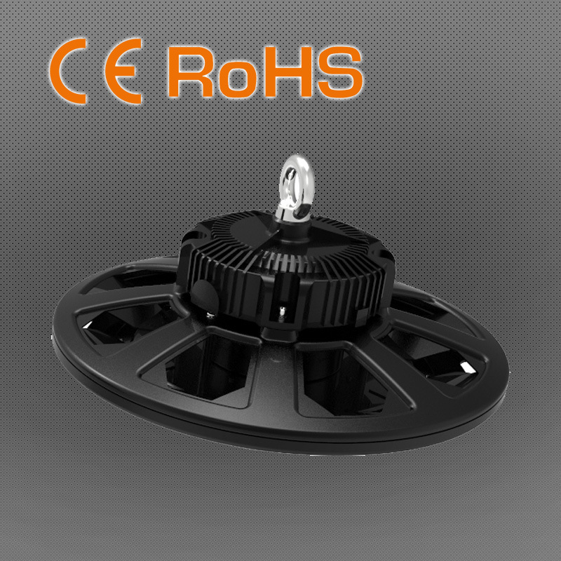 China High Lumens Led Ufo Highbay Light With Ceuldlc Certification