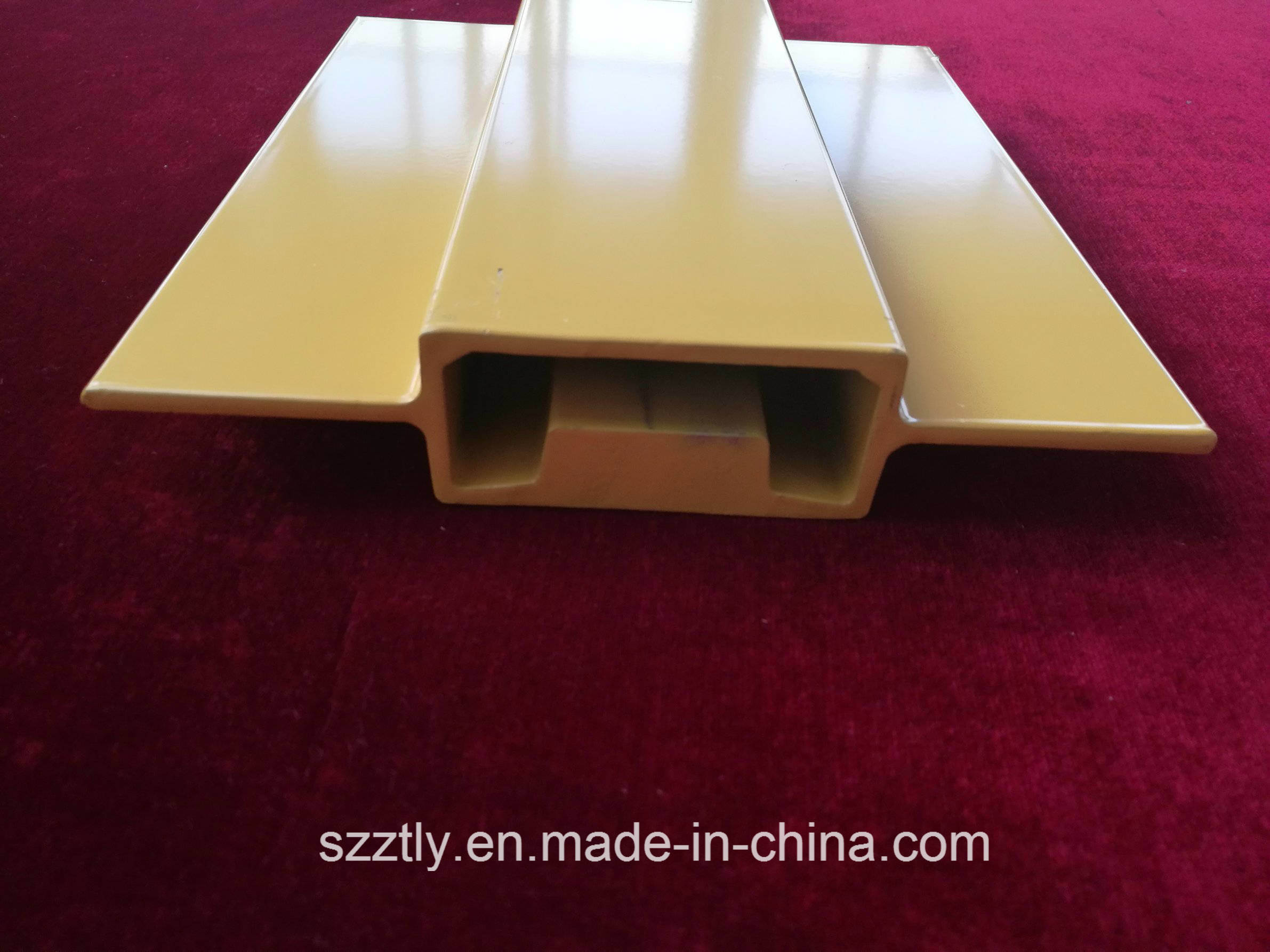 6082 6060 6061 6063 Aluminum Extrusion Profiles pictures & photos