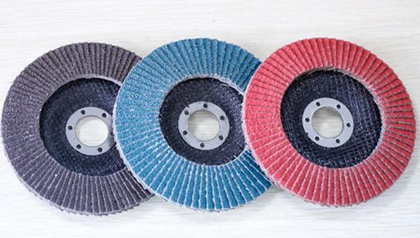 T27 115mm Zirconia Flap Wheel pictures & photos