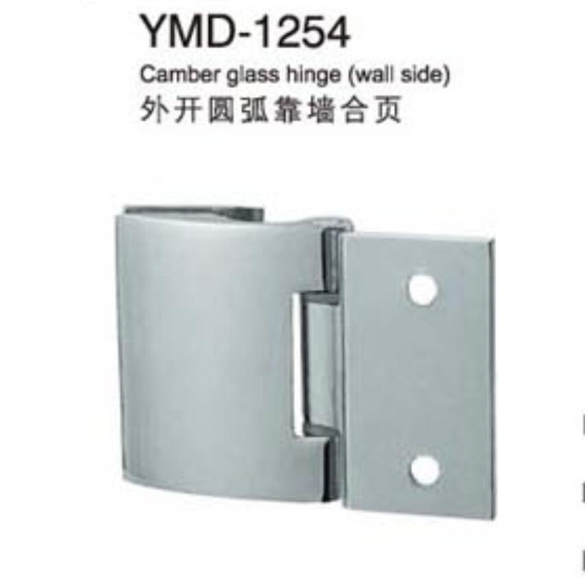 High-Quality Stainless Steel Casting Frame Glass Door Hinge pictures & photos
