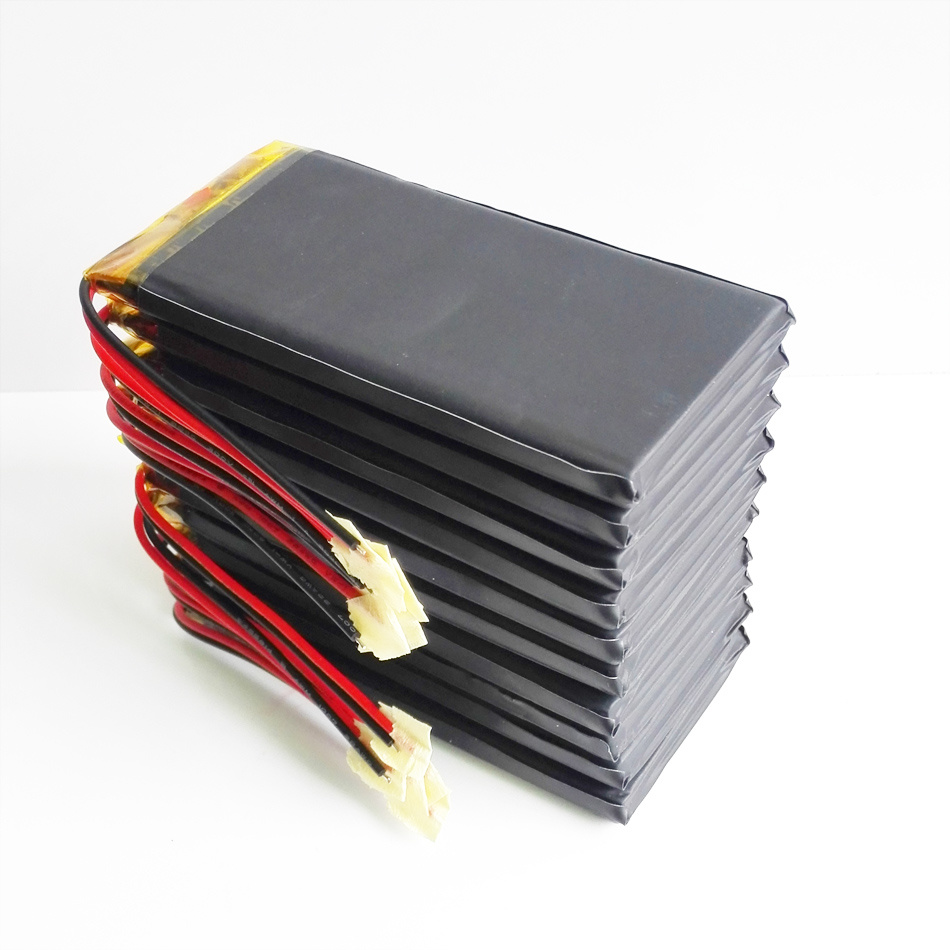 3.7V 5000mAh 804695 Lipo Lithium Polymer Rechargeable Battery for Power Bank Mobile Phone Pad portable DVD Tablet PC pictures & photos