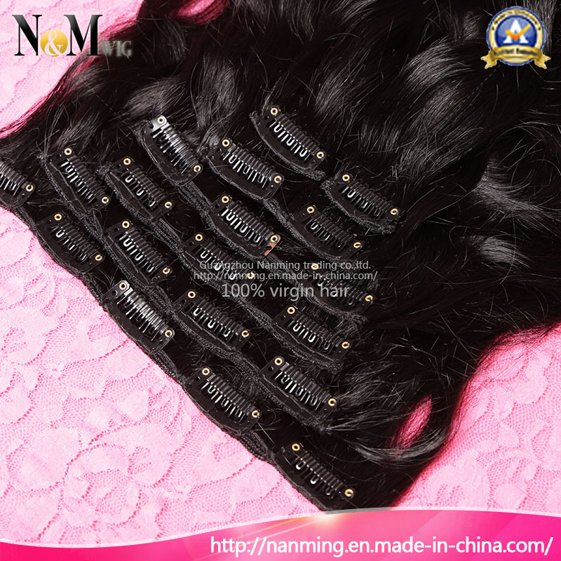 China Clip In Hair Extensions Human Hair South Africa Qb Cli Bw