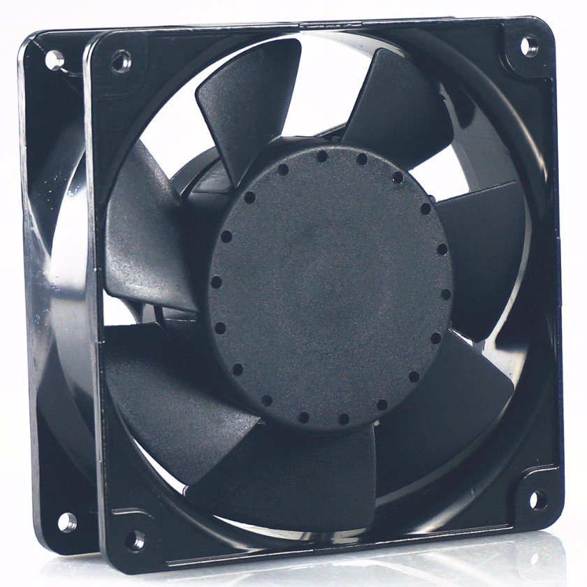 China Manufacturer Electrical Control Panel 115V Axial Fan ...