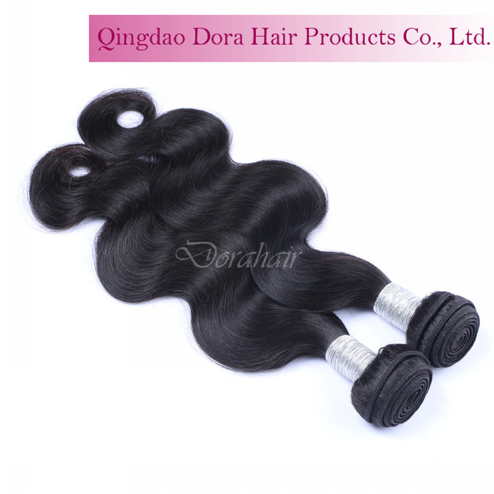 China Raw Indian Natural Human Hair Extensions Affordable Crochet