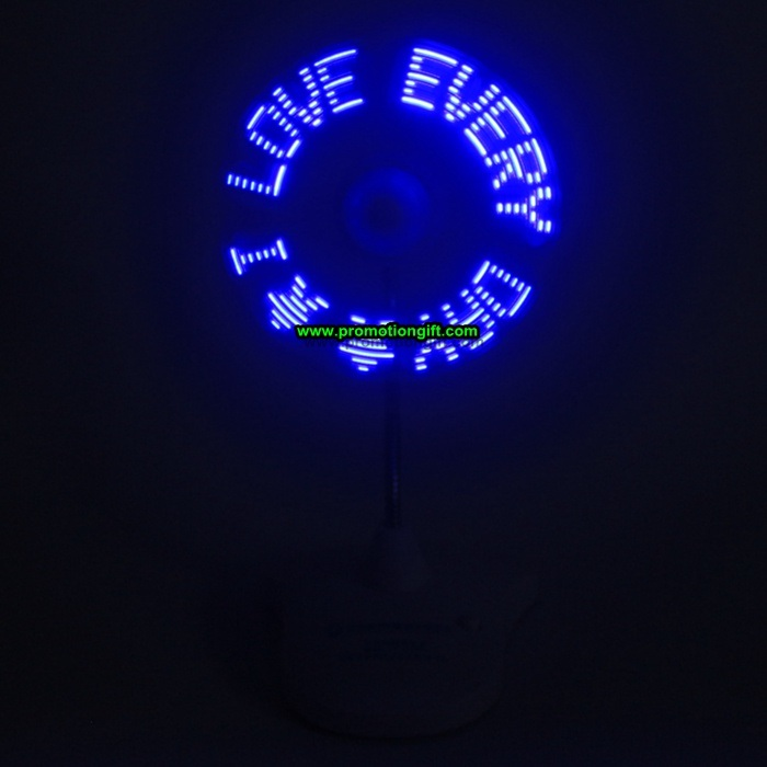 USB LED Fan pictures & photos